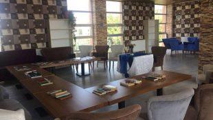 Sosyal Tesis kütüphanemiz açılıyor