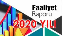 2020 YILI FAALİYET RAPORUMUZ